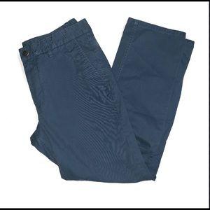 Bonobos men's size 32 x 30 blue cotton pants
